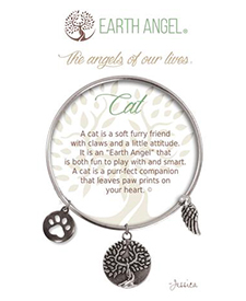 Earth Angel Bracelet - Animals - Cat | Hallmark Awesome Gifts