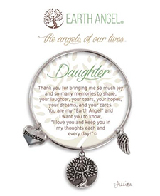 Earth Angel Bracelet - Family - Daughter | Hallmark Awesome Gifts