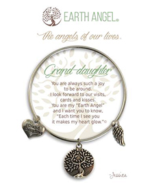 Earth Angel Bracelet - Family - Grand-Daughter | Hallmark Awesome Gifts