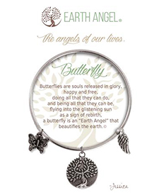 Earth Angel Bracelet - Butterfly | Hallmark Awesome Gifts