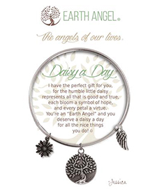 Earth Angel Bracelet - Daisy a Day | Hallmark Awesome Gifts
