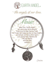 Earth Angel Bracelet - Music | Hallmark Awesome Gifts