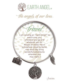Earth Angel Bracelet - Travel | Hallmark Awesome Gifts