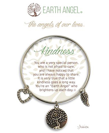 Earth Angel Bracelet - Sentiment - Kindness | Hallmark Awesome Gifts