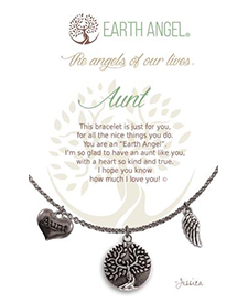 Earth Angel Necklace - Family - Aunt | Hallmark Awesome Gifts