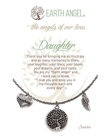 Earth Angel Necklace - Family - Daughter | Hallmark Awesome Gifts