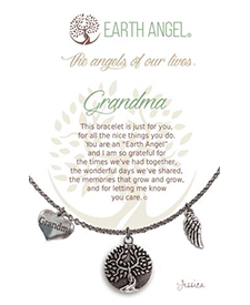 Earth Angel Necklace - Family - Grandma | Hallmark Awesome Gifts