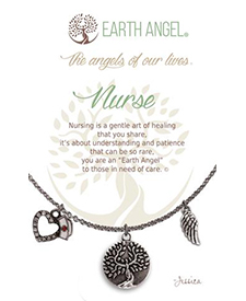 Earth Angel Necklace - Role - Nurse | Hallmark Awesome Gifts