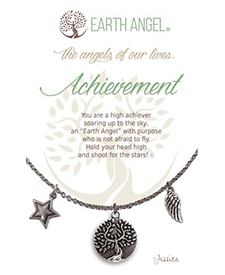 Earth Angel Necklace - Sentiment - Achievement | Hallmark Awesome Gifts