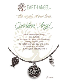 Earth Angel Necklace - Sentiment - Guardian Angel | Hallmark Awesome Gifts