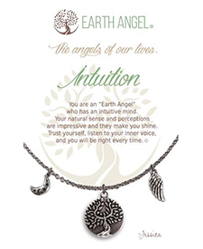 Earth Angel Necklace - Sentiment - Intuition | Hallmark Awesome Gifts