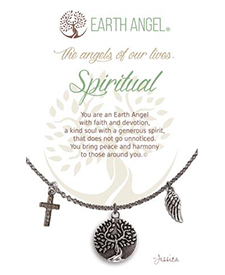 Earth Angel Necklace - Sentiment - Spiritual | Hallmark Awesome Gifts