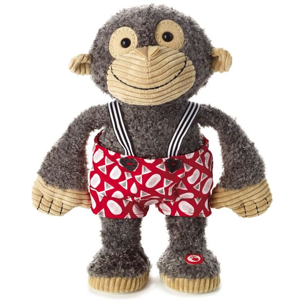 Bananas for you monkey, Hallmark Awesome Gifts