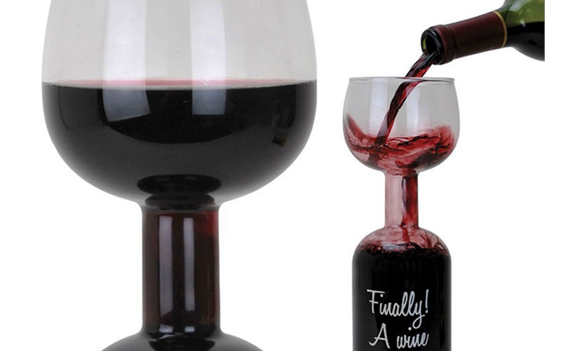 Buy Wine Glass In A Bottle Online