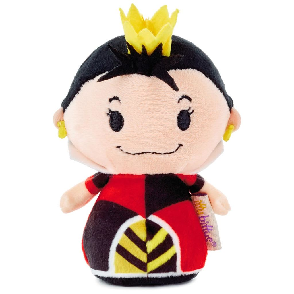 itty bittys® Stuffed Animal - Disney - Queen of Hearts | Hallmark Awesome Gifts