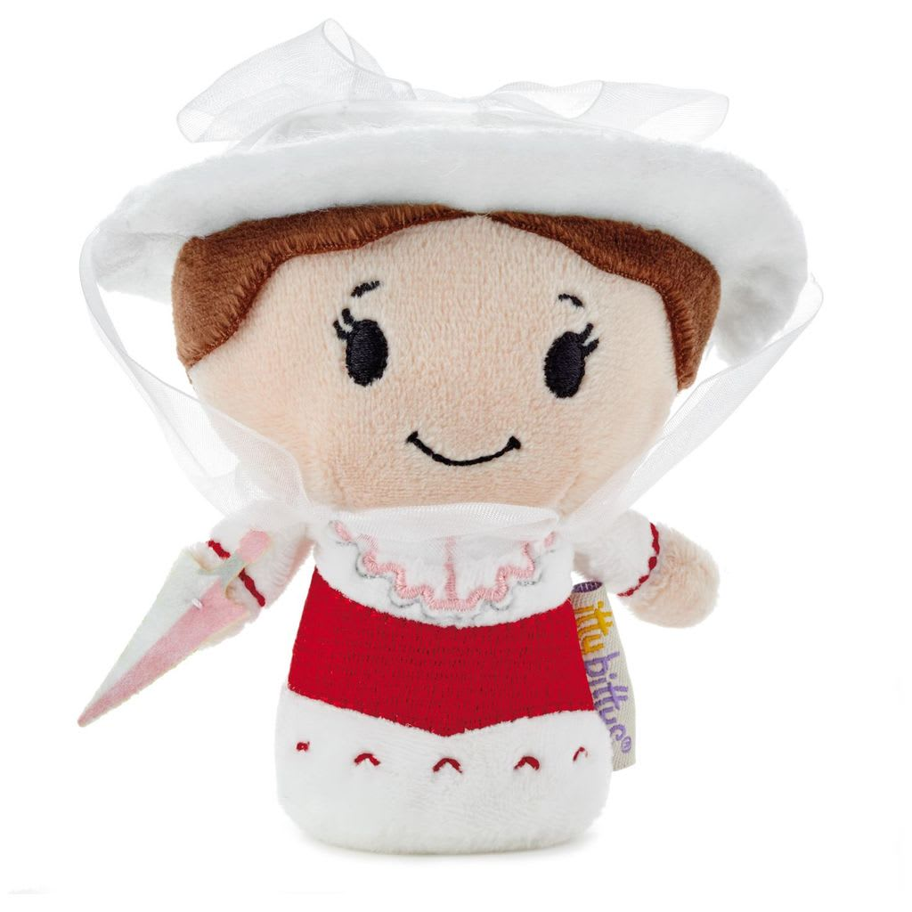 itty bittys® Stuffed Animal - Disney - Mary Poppins | Hallmark Awesome Gifts