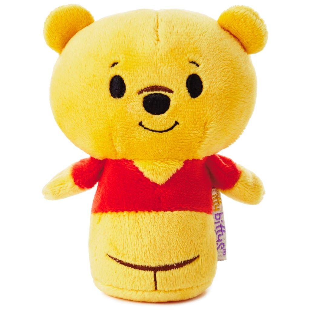 itty bittys® Stuffed Animal - Disney - Winnie the Pooh | Hallmark Awesome Gifts