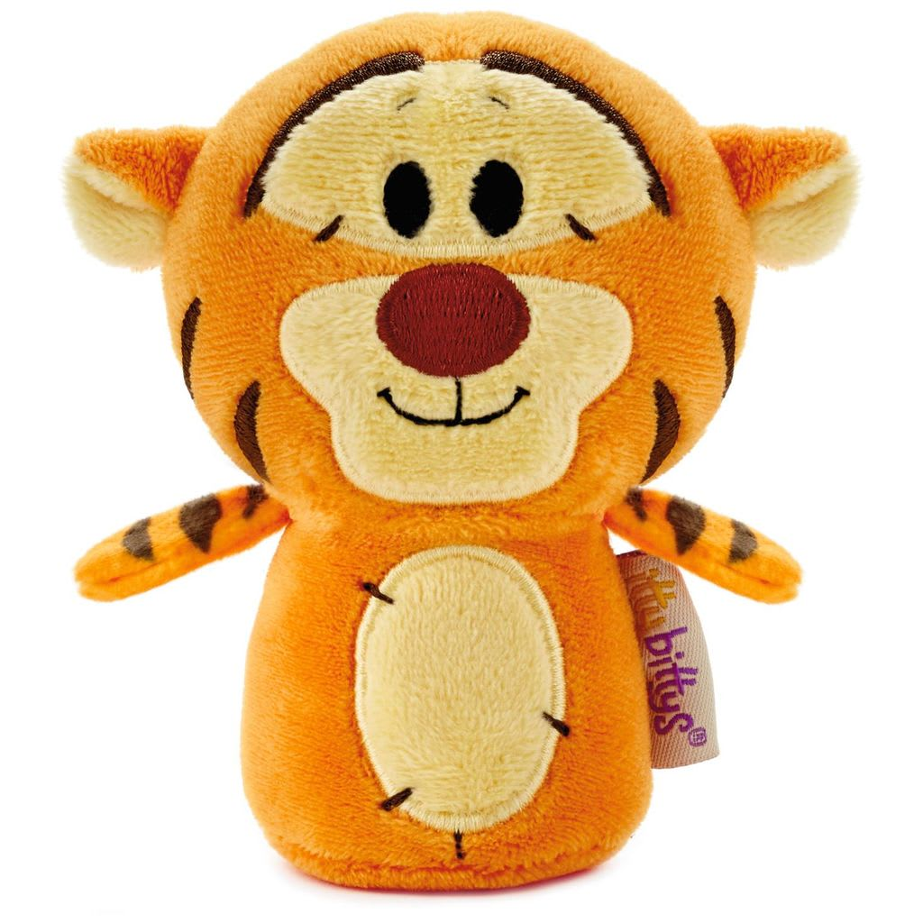 itty bittys® Stuffed Animal - Disney - Tigger | Hallmark Awesome Gifts