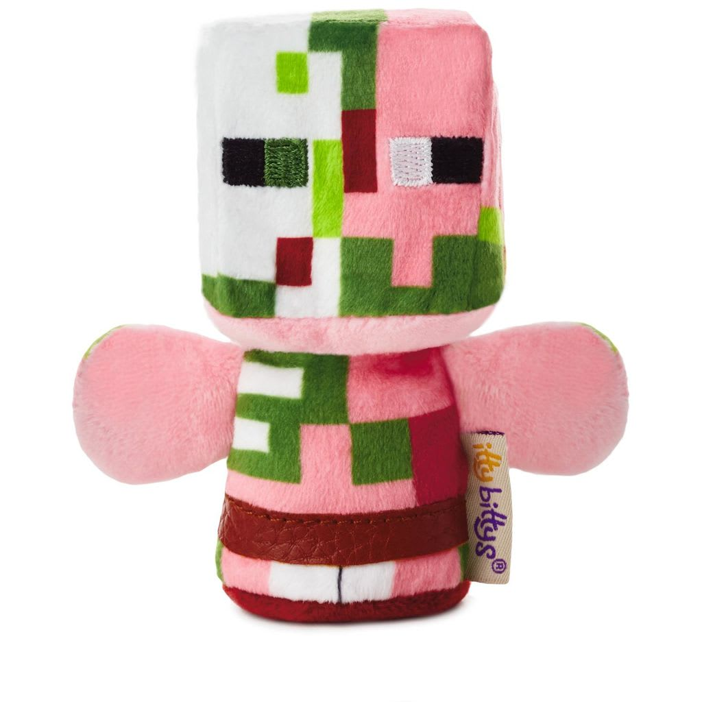itty bittys® Minecraft Zoombie | Hallmark Awesome Gifts