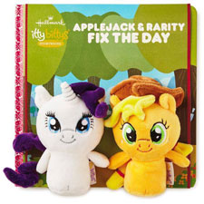 Hallmark Storybook itty bittys® Stuffed Animal - My Little Pony | Hallmark Awesome Gifts