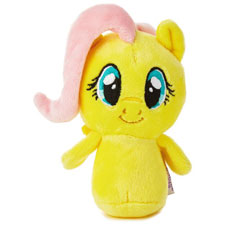 itty bittys® Fluttershy my little pony Stuffed Animal | Hallmark Awesome Gifts