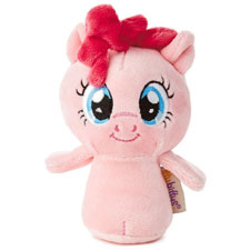itty bittys® Pinkie Pie my little pony Stuffed Animal | Hallmark Awesome Gifts