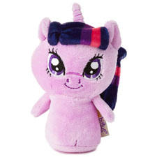 itty bittys® Twilight Sparkle my little pony Stuffed Animal | Hallmark Awesome Gifts