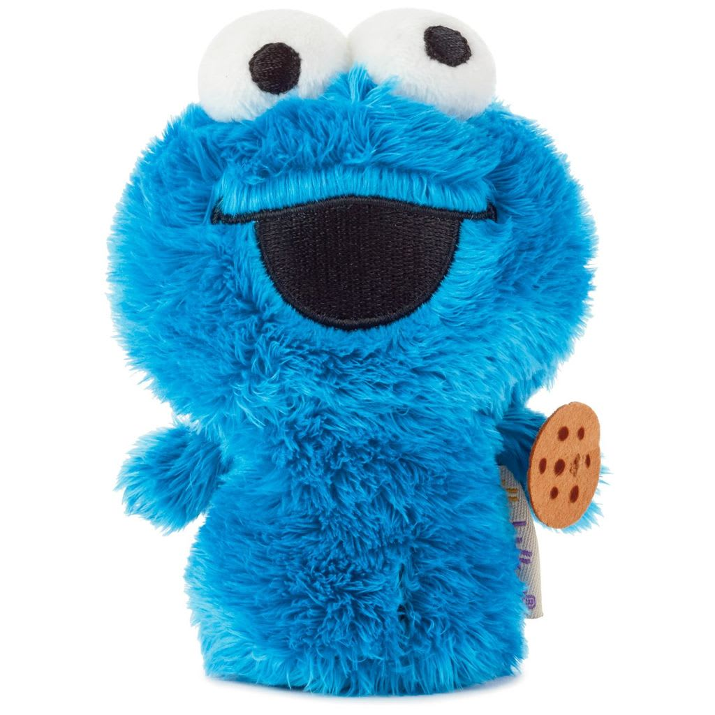 itty bittys® Sesame Street® Cookie Monster  | Hallmark Awesome Gifts