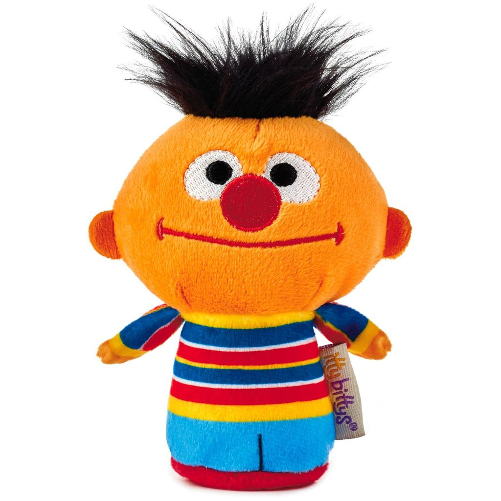 itty bittys® Sesame Street® Ernie | Hallmark Awesome Gifts