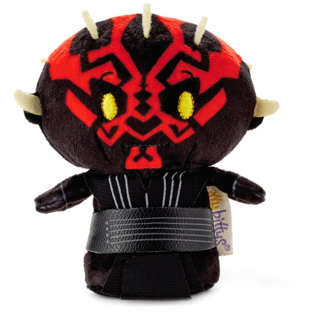 itty bittys® Star Wars Darth Maul™ | Hallmark Awesome Gifts