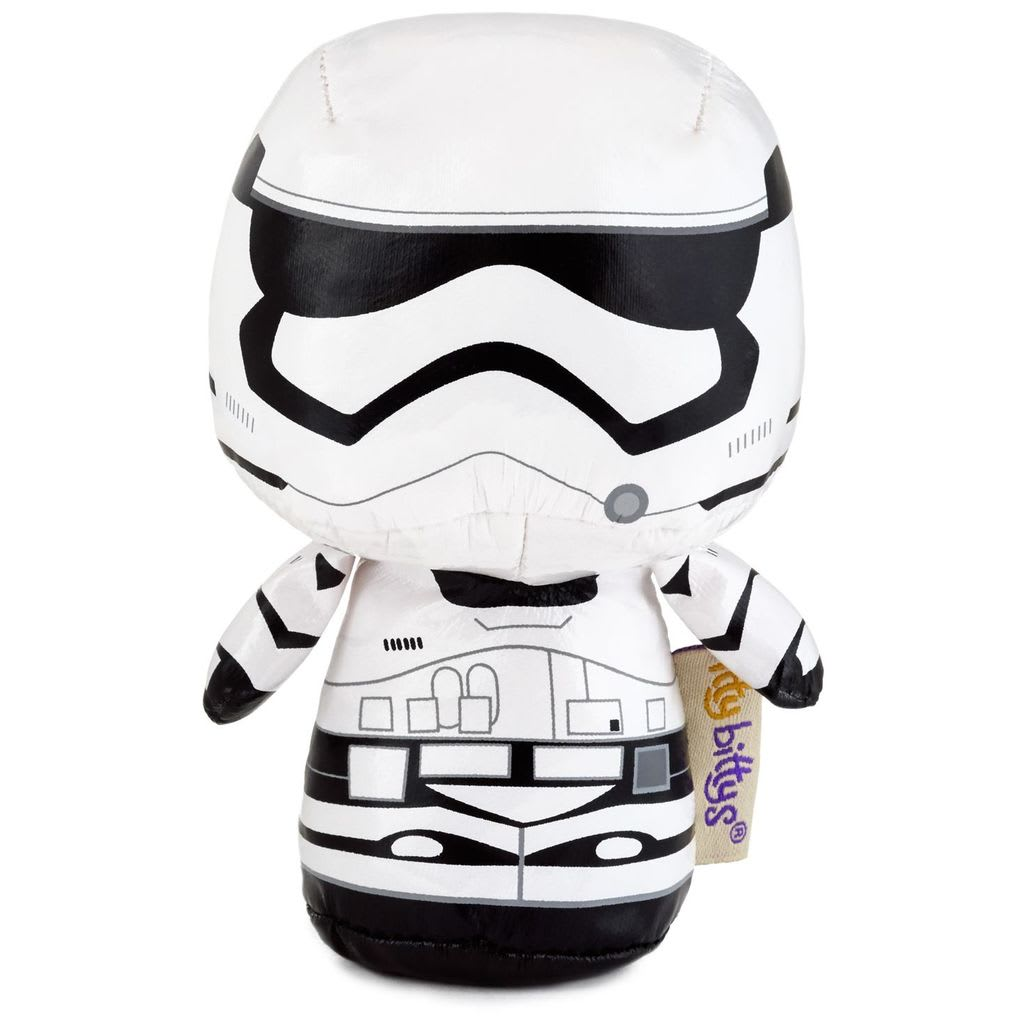 itty bittys® Stuffed Animal - Star Wars™ First Order Stormtrooper™  | Hallmark Awesome Gifts
