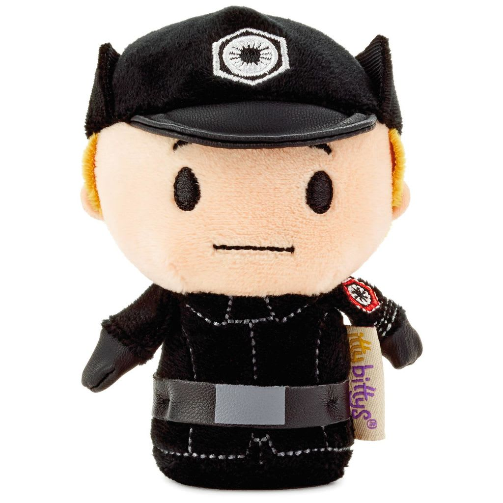 itty bittys® Stuffed Animal - Star Wars™ General Hux™ | Hallmark Awesome Gifts