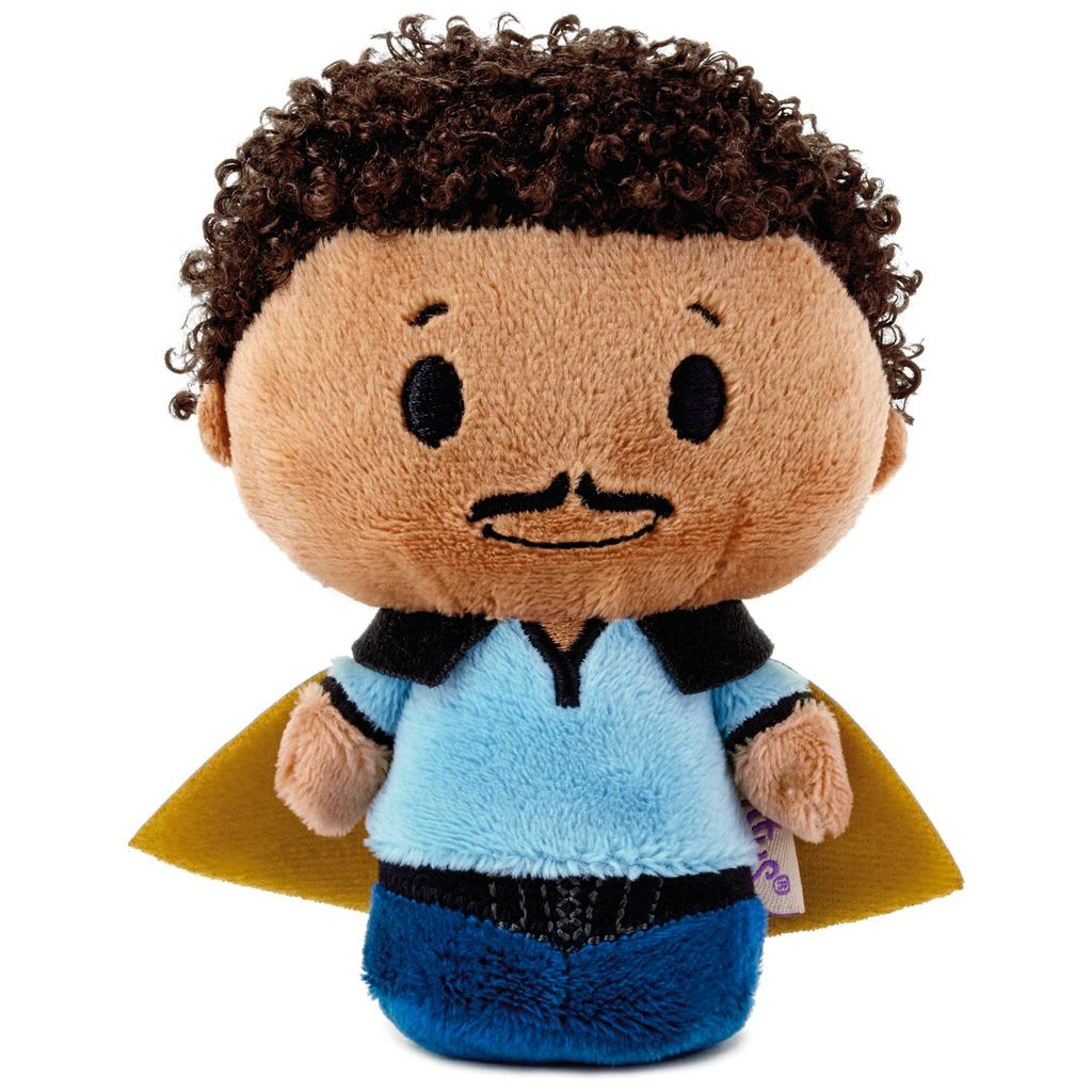 itty bittys® Star Wars™ Lando Calrissian™  | Hallmark Awesome Gifts