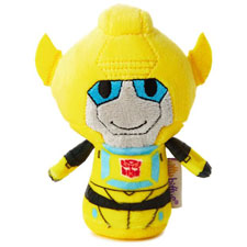 itty bittys® Bumblebee Transformers Stuffed Animal | Hallmark Awesome Gifts
