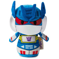 itty bittys® Soundwave Transformers Stuffed Animal | Hallmark Awesome Gifts