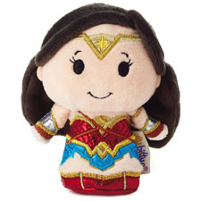 itty bittys® Stuffed Animal Wonder Woman Limited Edition | Hallmark Awesome Gifts