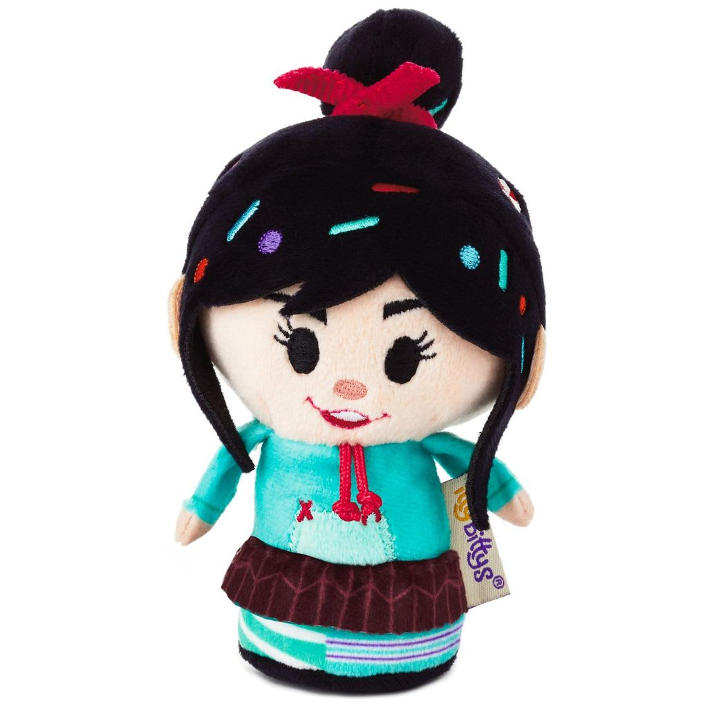 itty bittys® Wreck it ralph vanellope | Hallmark Awesome Gifts