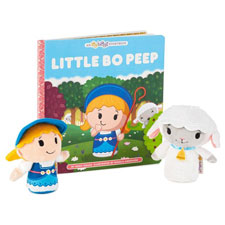 Hallmark Storybook itty bittys® Stuffed Animal - Little Bo Peep | Hallmark Awesome Gifts