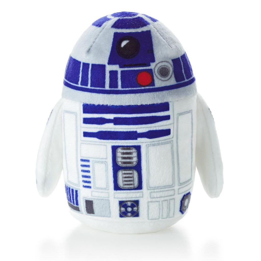 itty bittys® Stuffed Animal - Star Wars R2-D2™ | Hallmark Awesome Gifts