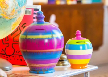 Terramundi Money Pots, Hallmark Awesome Gifts